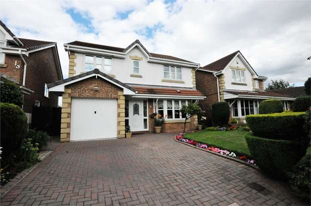 4 Bedrooms Detached House for sale in Connaught Close, Philadelphia, Houghton le Spring, Tyne and Wear
