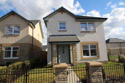 3 Bedrooms Detached House for sale in Calder Street, Coatbridge