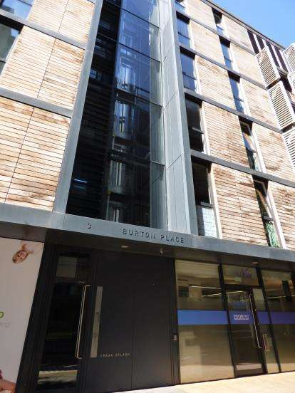 1 Bedroom Flat for sale in 3 Burton Place, Manchester, Greater Manchester