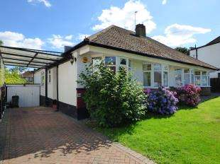 3 Bedrooms Bungalow for sale in Devonshire Way, Shirley, Croydon, Surrey