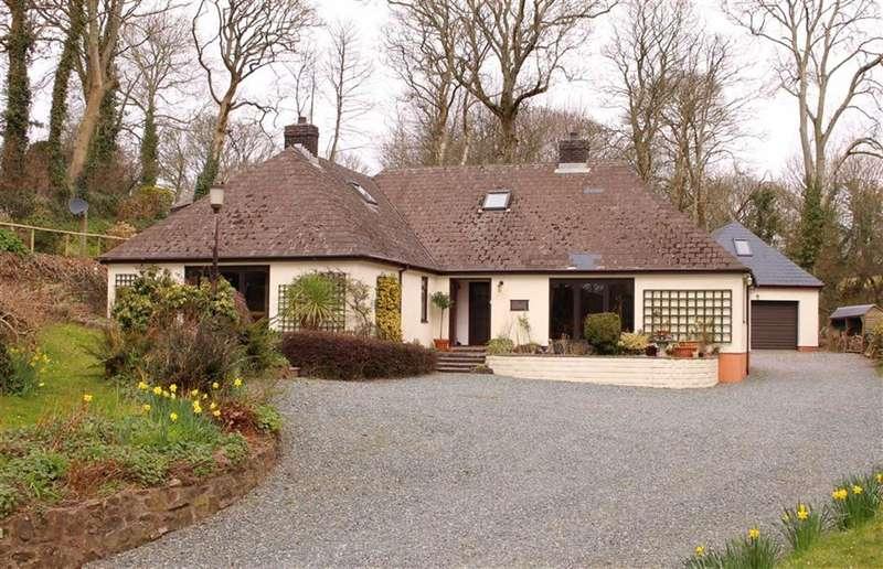 5 Bedrooms Property for sale in Mastlebridge, Neyland