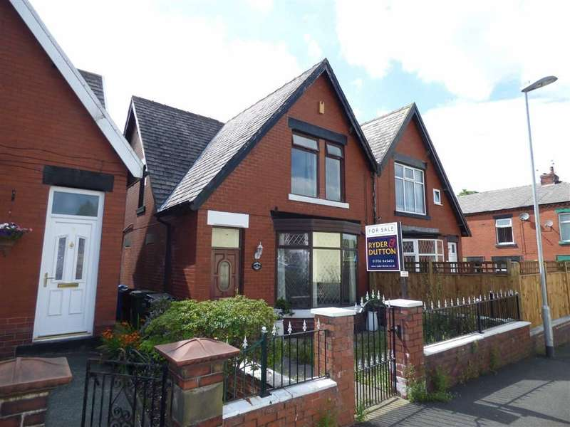 3 Bedrooms Property for sale in Bertha Street, Shaw, OLDHAM, Lancashire, OL2