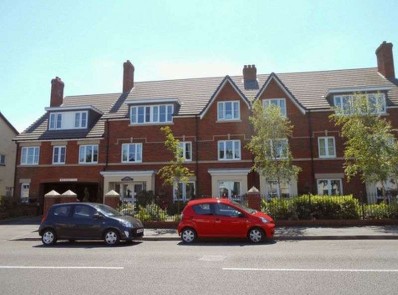 1 Bedroom Flat for sale in Poppy Court, Boldmere, Sutton Coldfield: One bed GROUND FLOOR Assisted Living retirement apartment