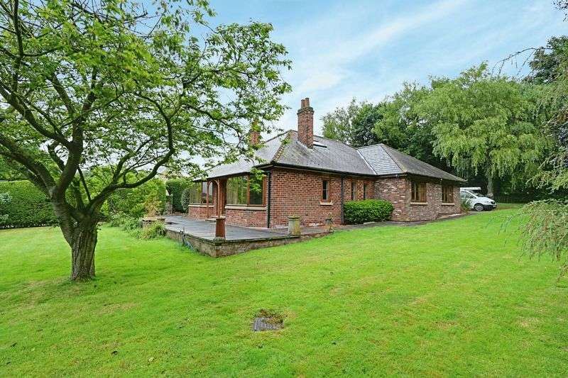 3 Bedrooms Detached Bungalow for sale in Bygott Road, Cherry Burton