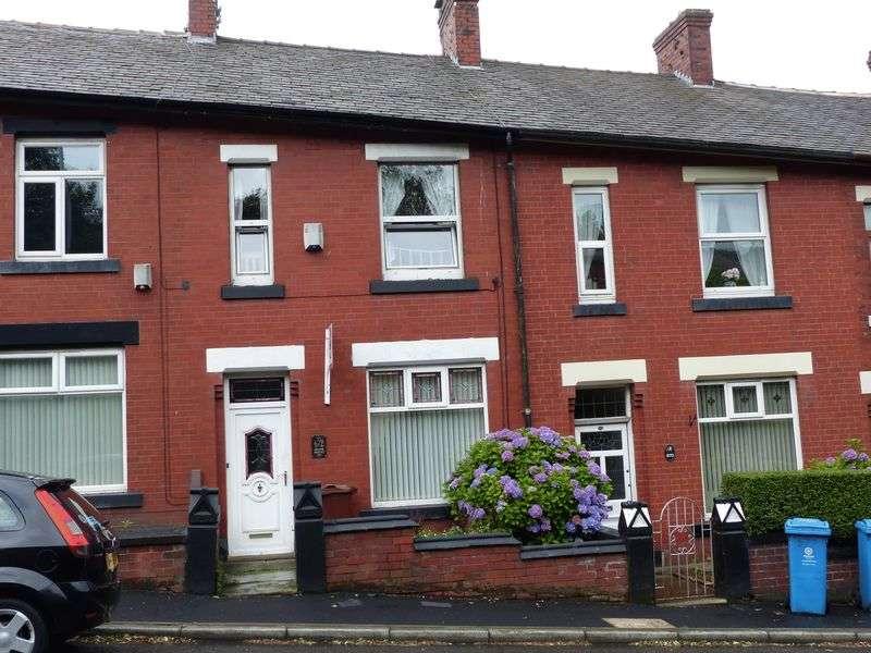 3 Bedrooms Terraced House for sale in Huddersfield Road, Lees