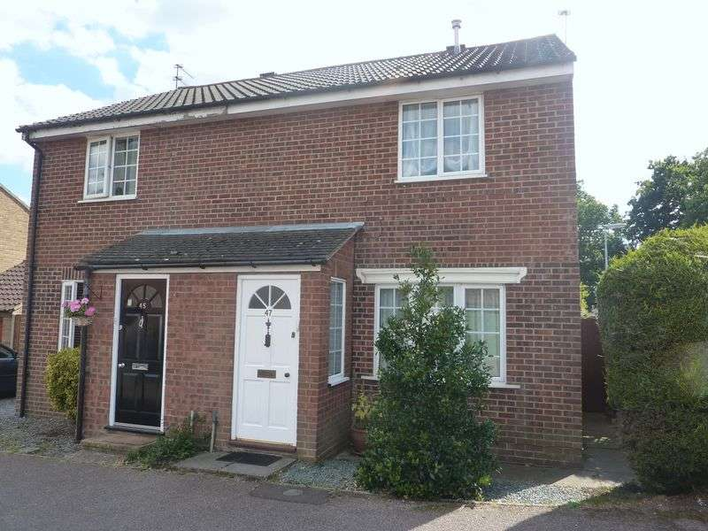 3 Bedrooms Semi Detached House for sale in Mokyll Croft, Norwich