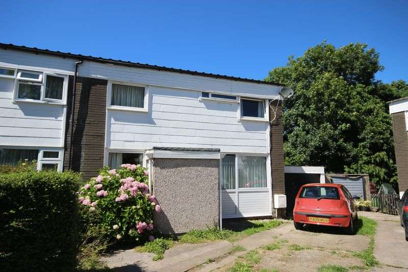 3 Bedrooms Semi Detached House for sale in Rectory Way,