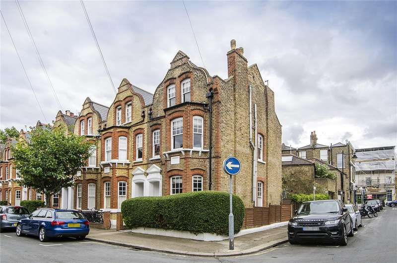 4 Bedrooms Semi Detached House for sale in Ruvigny Gardens, London, SW15