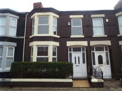 3 Bedrooms Terraced House for sale in Gorseburn Road, Liverpool, Merseyside, L13