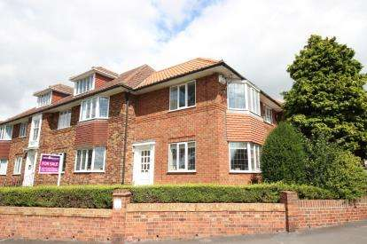 2 Bedrooms Flat for sale in Albemarle Road, York
