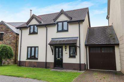 3 Bedrooms Link Detached House for sale in Camelford, Cornwall