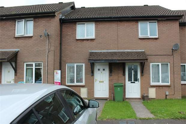 2 Bedrooms Terraced House for sale in Richard Lewis Close, Cardiff, South Glamorgan