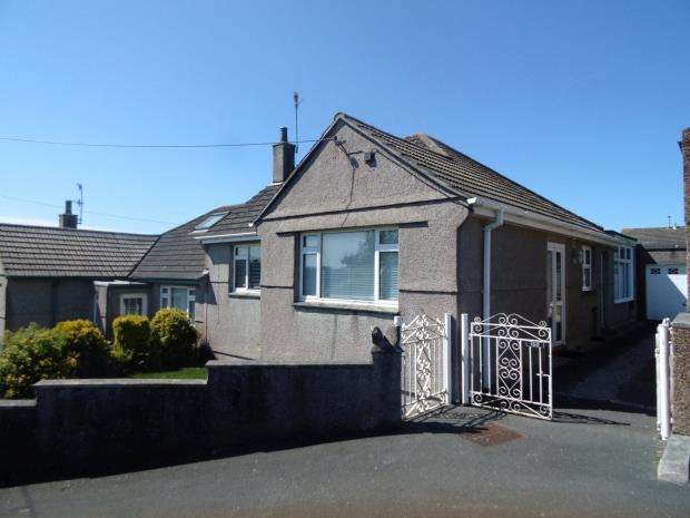 2 Bedrooms Semi Detached Bungalow for sale in Springfield Road, Plymouth, Devon
