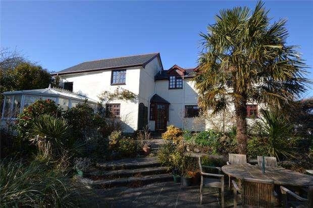 4 Bedrooms Detached House for sale in School Hill, Herodsfoot, Liskeard, Cornwall