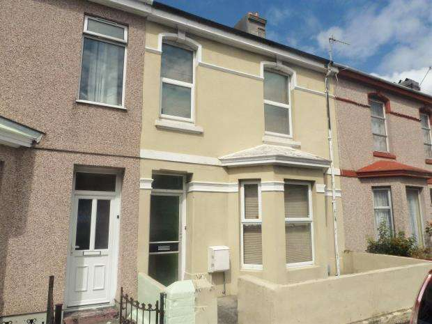 6 Bedrooms Terraced House for sale in Cromwell Road, St Judes, Plymouth, Devon