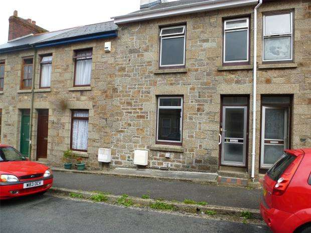 2 Bedrooms Terraced House for sale in Richmond Street, Penzance, Cornwall