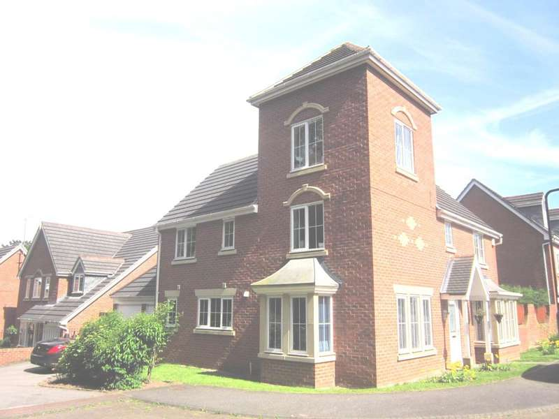 5 Bedrooms Detached House for sale in Church Glebe, Sheffield, S6