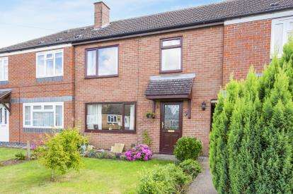 3 Bedrooms Terraced House for sale in Hilsdens Drive, Godmanchester, Huntingdon, Cambridgeshire