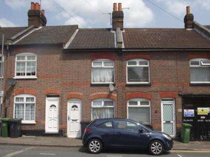 2 Bedrooms Terraced House for sale in Arthur Street, Luton, Bedfordshire
