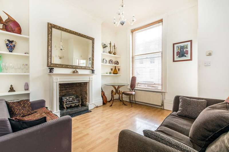 2 Bedrooms Flat for sale in Russell Gardens, Olympia, W14