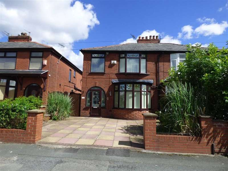 3 Bedrooms Property for sale in Broadway, New Moston, Manchester, M40