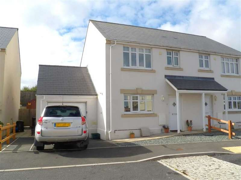 3 Bedrooms Property for sale in Moors Road, Johnston, Haverfordwest