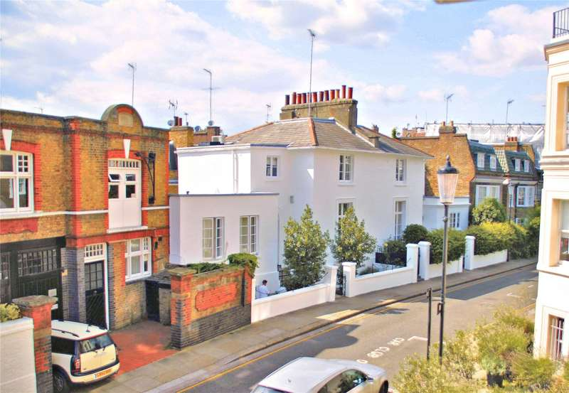 2 Bedrooms Flat for sale in Pheasantry House, 4 Jubilee Place, London, SW3