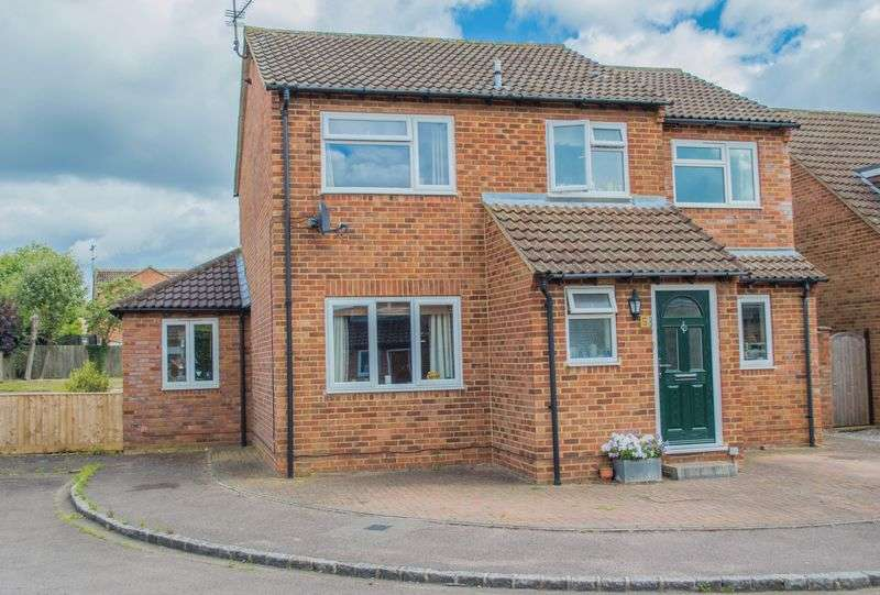 4 Bedrooms Detached House for sale in Romulus Way, Brackley