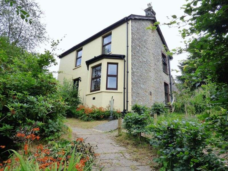 3 Bedrooms Detached House for sale in Chilsworthy, Gunnislake