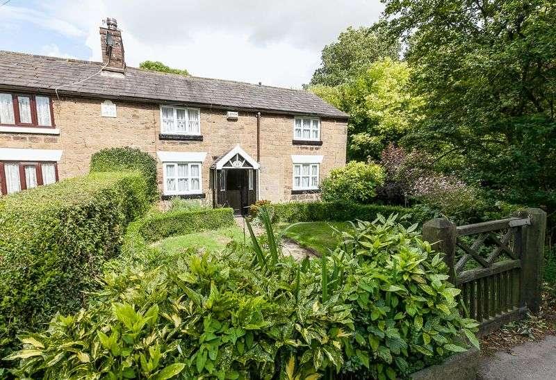 3 Bedrooms Semi Detached House for sale in Red Lion Bridge Cottages, Southport Road, Scarisbrick, L40 8HQ