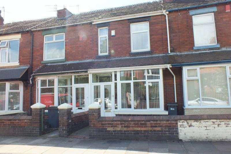 2 Bedrooms House for sale in Scott Lidgett Road, Longport, Stoke-On-Trent