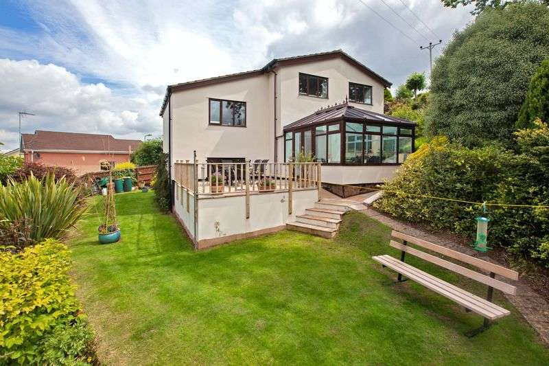 4 Bedrooms Detached House for sale in Canal Hill Area