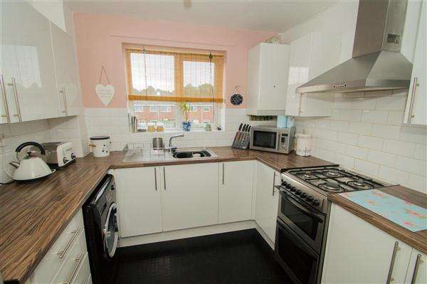 3 Bedrooms Maisonette Flat for sale in Elston Mews, Thorneywood, Nottingham