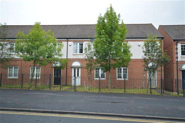 2 Bedrooms Link Detached House for sale in Cedar Court, Catchgate, Stanley
