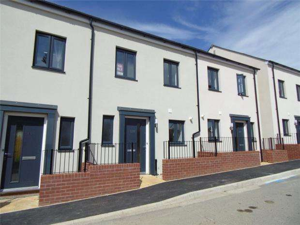 2 Bedrooms Terraced House for sale in Emerge, Park Avenue, Plymouth, Devon