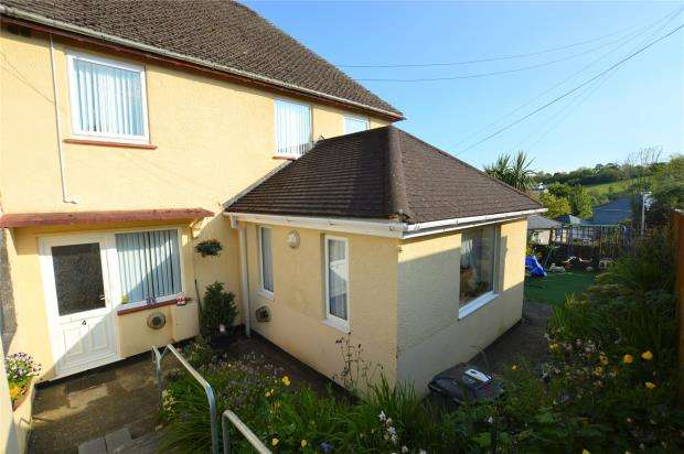 3 Bedrooms End Of Terrace House for sale in Glebelands, Buckfastleigh, Devon