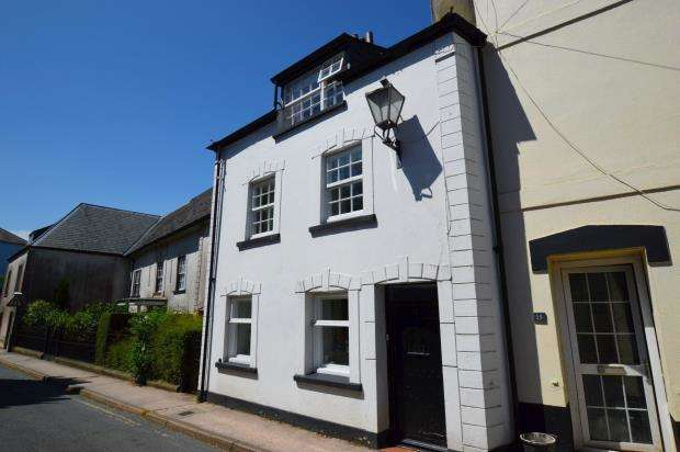 4 Bedrooms Terraced House for sale in Milton Street, Brixham, Devon