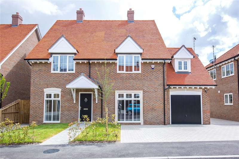 5 Bedrooms Detached House for sale in The Bergamot, Bentley Place, Bentley Heath, Barnet, EN5