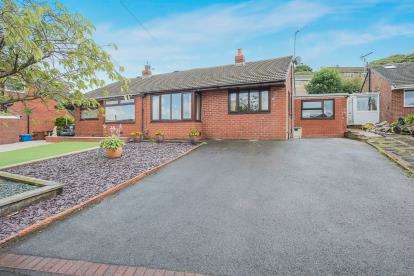 2 Bedrooms Bungalow for sale in St. Thomas's Road, Rossendale, Lancashire, BB4
