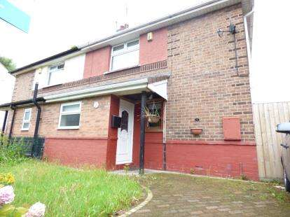 3 Bedrooms Semi Detached House for sale in Oxford Street, Widnes, WA8