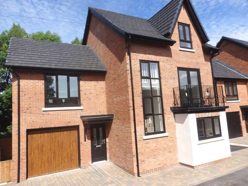 5 Bedrooms Detached House for sale in Chewmoor Lane, Lostock