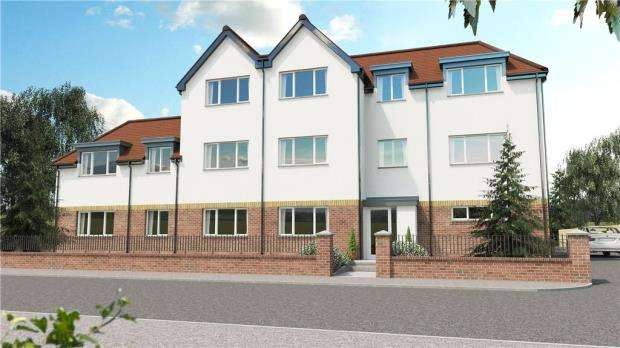 2 Bedrooms Apartment Flat for sale in St Peters Road, Maidenhead, Berkshire