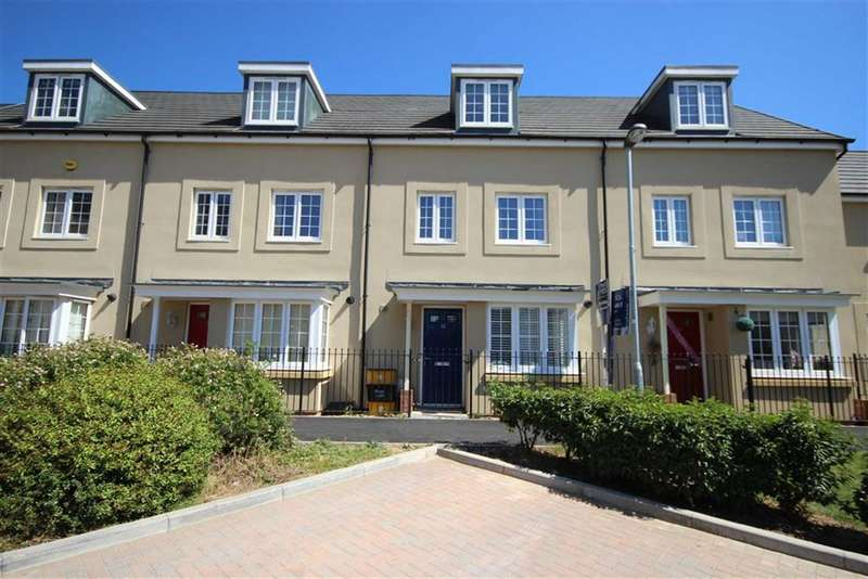 4 Bedrooms Property for sale in Bates Way, Nightingale Rise, Wiltshire