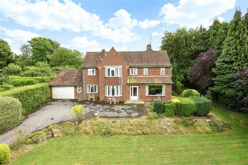 4 Bedrooms Property for sale in Liddington, Wiltshire