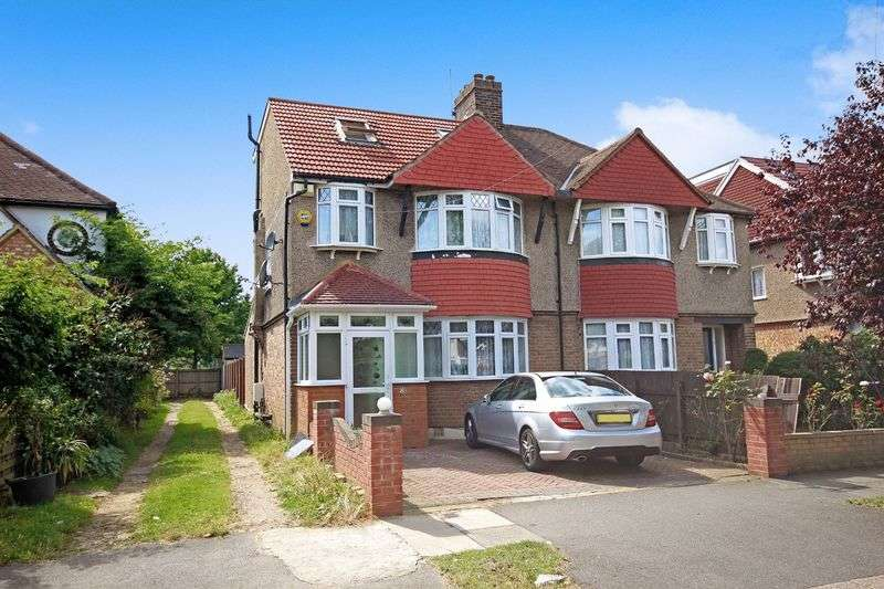 4 Bedrooms Semi Detached House for sale in MORDEN