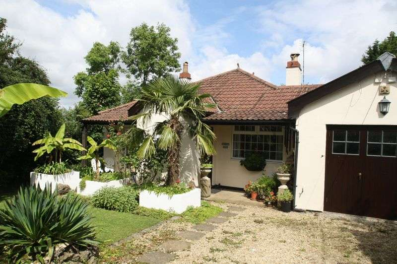 3 Bedrooms Detached Bungalow for sale in Upton Lane, Dundry, Bristol, BS41