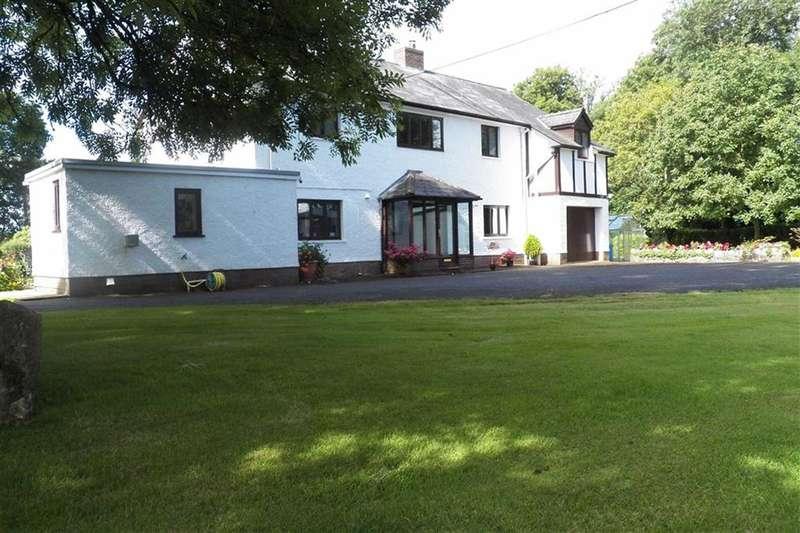 4 Bedrooms Property for sale in Station Road, Nantgaredig