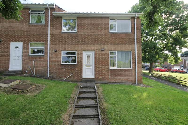 3 Bedrooms End Of Terrace House for sale in Cragside Court, Blackhill, Consett, DH8
