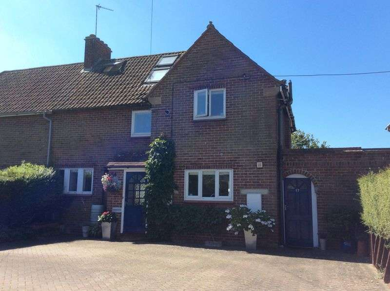 4 Bedrooms Semi Detached House for sale in Long Marston