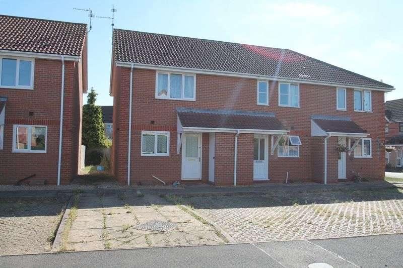 2 Bedrooms Terraced House for sale in Galway Close, Spalding